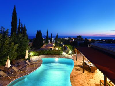 Photo for Villa Carob Shade with a private pool, jacuzzi and wireless