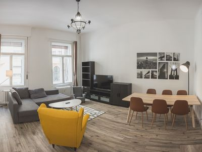 Photo for lovely flat near Parliament building, A/C