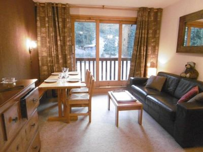 Photo for Apartment Les Avanchers-Valmorel, 1 bedroom, 5 persons