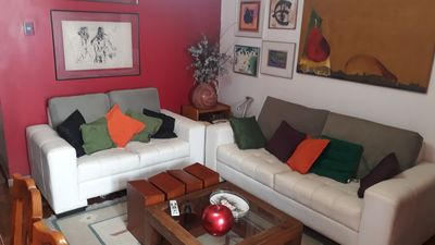 Photo for COPACABANA 2 BEDROOM APARTMENT POST 6, NEXT TO THE BEACH, STRONG AND IPANEMA