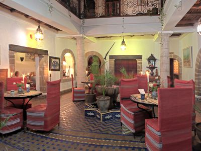 Photo for Riad of 18 th century in the center of the medina of Essaouira