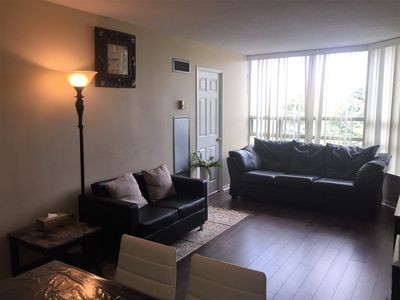 Photo for EXCLUSIVE 2BD/2BR APARTMENT NEAR SQUARE ONE, MISSISSAUGA