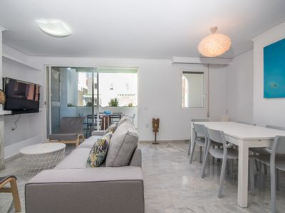 Photo for Apartment Oasis in Jávea/Xàbia - 5 persons, 3 bedrooms