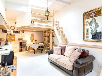 Photo for Homerez last minute deal - Nice house in Clichy and Wifi