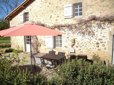 Photo for 3BR House Vacation Rental in Le Pin, Nouvelle-Aquitaine