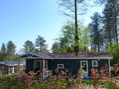 Photo for Luxury cottages located at the edge of the woods on a holiday park in the Utrecht hills