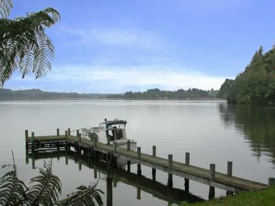 Photo for Secluded private beach/ jetty. 30 acres. Pet friendly.