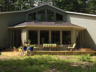 Photo for Spacious and Airy New Home Minutes From Woodstock, NY