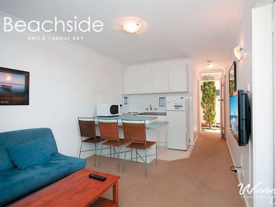Photo for Shoal Bay Road, Beachside, Unit 02, 7