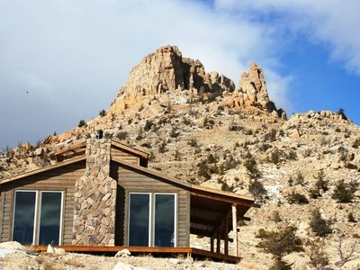 Photo for Breathtaking Views! Secluded! Between Cody and Yellowstone!