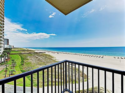 Photo for Updated Beachfront Corner-Unit w/ Pools - By TurnKey