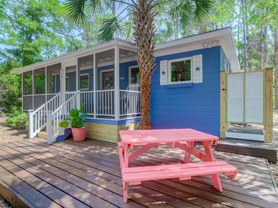 Photo for Quaint Bungalow with Ample Outdoor Space - Newly Remodeled