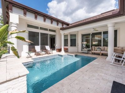 Photo for The Ultimate Guide to Renting Your Luxury 3 Bedroom Villa on Reunion Resort and Spa, Orlando Villa 1600
