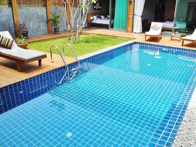 Photo for Wonderful private pool villa Rawai