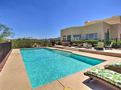 Photo for Luxury Tucson Home w/ Rooftop & Stunning Views!