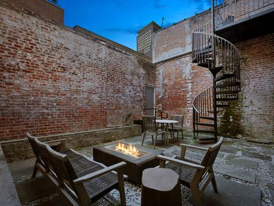 Photo for Downtown Delight-Gorgeous CBD condo with private courtyard