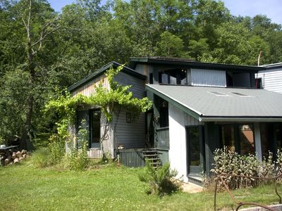 Photo for large wooden house architect