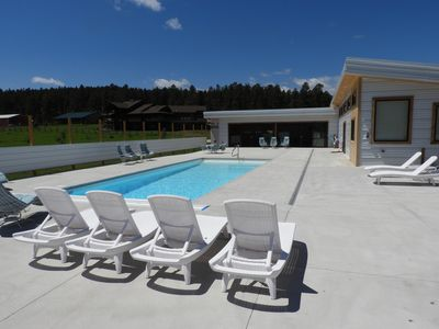 Photo for The Poolhouse at Nemo, Pool Access, Sleeps 6
