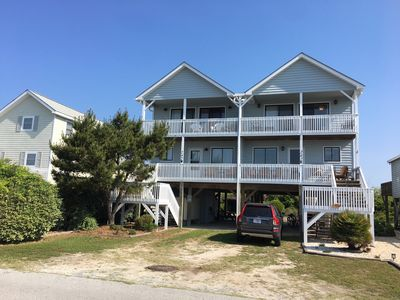 Photo for Ocean & Waterway views, remodeled with close beach access, King bed in master