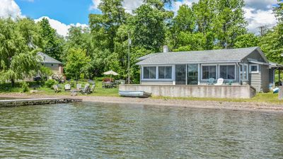 Photo for Serenity Cove - Tranquil Setting and Level Lakefront!