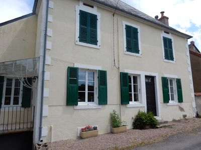 Photo for Beautiful, quiet, Burgundy village location close to local amenities.