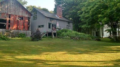 Photo for Idyllic/Secluded Former Farm with 4 guests houses in Hebron Valley