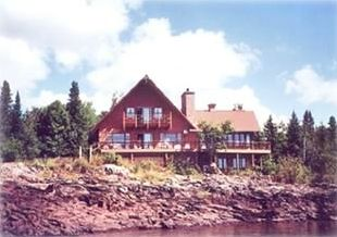 """View from Lake Superior! """"Old Home"""""""