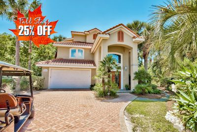 Amazing 25 Off Fall Free Golf Cart Ocean View W Hotub Amenities Free Vip Perks Destin Home Interior And Landscaping Eliaenasavecom