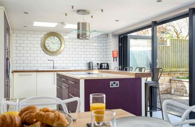 Photo for High Ridge is a lovely property laid out over three floors in the village of Milton-under-Wychwood