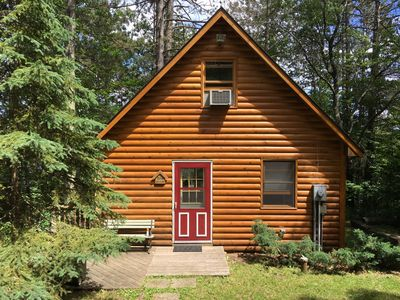 Photo for Chalet Cabin on Pear Lake
