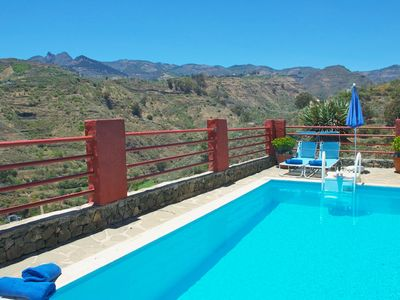 Photo for La Casa del Moral - Villa with Private Pool in San Mateo, Gran Canaria