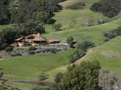 Photo for Paso Robles Wine Country/ Beach/Pool/Tennis /Home Gym//850 acre working ranch
