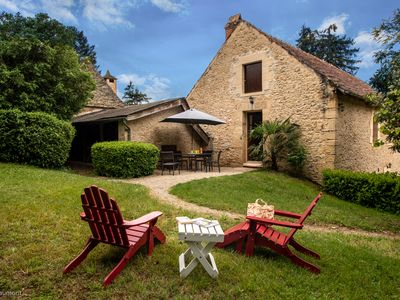 Photo for Le Bois, a peaceful haven with character and a pool at the doorstep of Sarlat