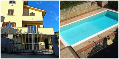 Photo for Tuscan Villa with pool, near Florence