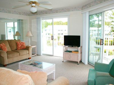 Photo for 1 Bedroom, 1 Bathroom, Full Kitchen, Golf Resort, Close to Beach in Calabash, NC(312M)