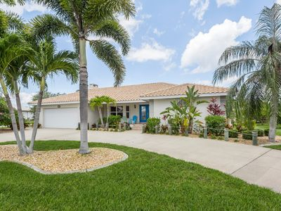 Photo for Luxury Sailboat Waterfront Pool/Spa Home Punta Gorda Isles