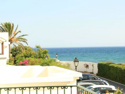 Photo for Estepona-Villacana. Nice apartment with sea views
