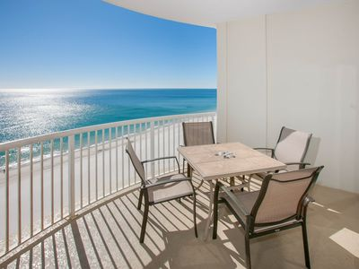 Photo for Beachfront Penthouse adjoining Gulf State Park w/Pools/Hot Tub In Royal Palms