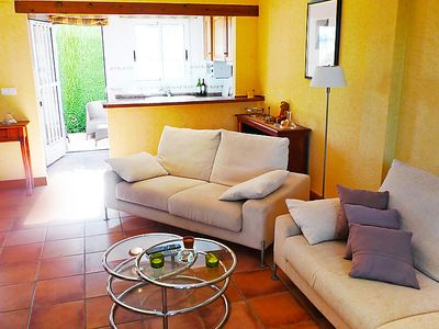 Photo for Vacation home Bella Tierra in Dénia - 4 persons, 2 bedrooms