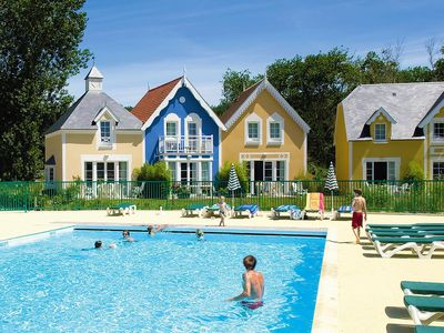 Photo for Apartment 6 people, park Belle Dune in Fort-Mahon-Plage near the beach and sea
