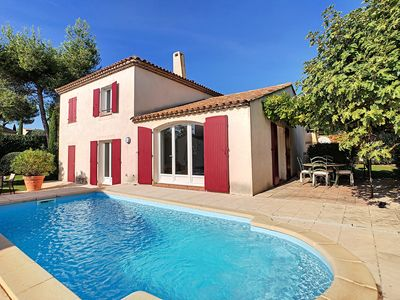 Photo for 4 BEDROOM VILLA IN THE HEART OF THE PONT ROYAL ESTATE