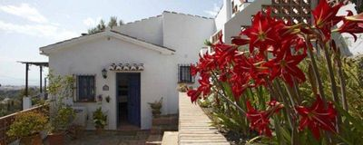 Photo for Frigiliana: Private villa in residential and special area.