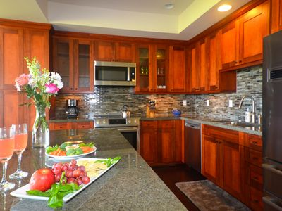 Photo for Pili Mai 8I: Top Floor AC Condo Right Next To Pool Beautifully Decorated for a F
