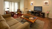 The apartment was very well equipped and the amenities were very good. The wifi and tv was very