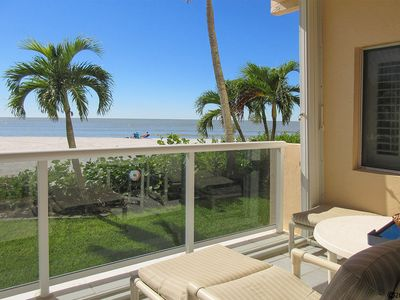 Photo for Charming Family Fun Condo On The Beach!  2B/2B Leonardo Arms w/ Direct Gulf Views!