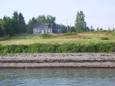 Photo for Waterfront House on Mount Desert Island