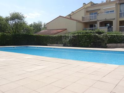 Photo for Apartment in Cogolin with Parking, Internet, Washing machine, Air conditioning (971267)
