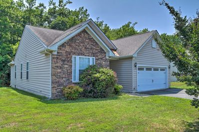 Escape to the Northeast and stay at this vacation rental home in Selbyville!