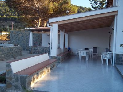 Photo for Apartment IBISCUS the beautiful island of Ustica