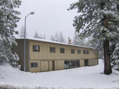 Photo for A Lodge As Unique As Your Group. Come Explore! Sleeps 30+ includes Rec. Center
